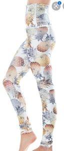 Emily Hsu pineapple leggings